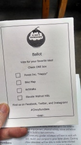 cincy sundaes ballot